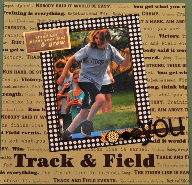 Mary Track and Field