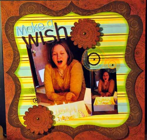 Make a Wish Nikki!